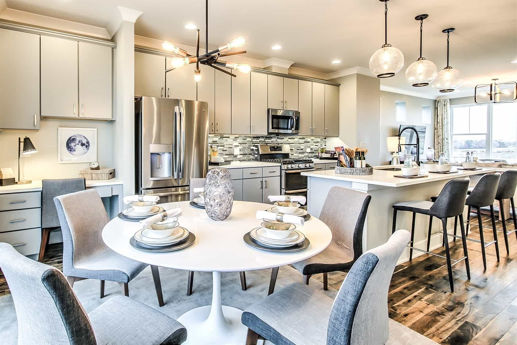 'Gramercy Square' by M/I Homes-Chicago in Chicago
