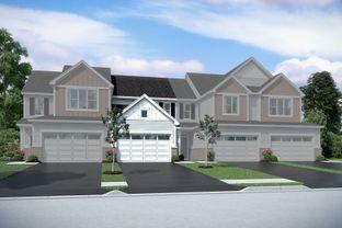 Ainslie - Gramercy Square: Aurora, Illinois - M/I Homes