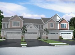 Campbell - Gramercy Square: Aurora, Illinois - M/I Homes