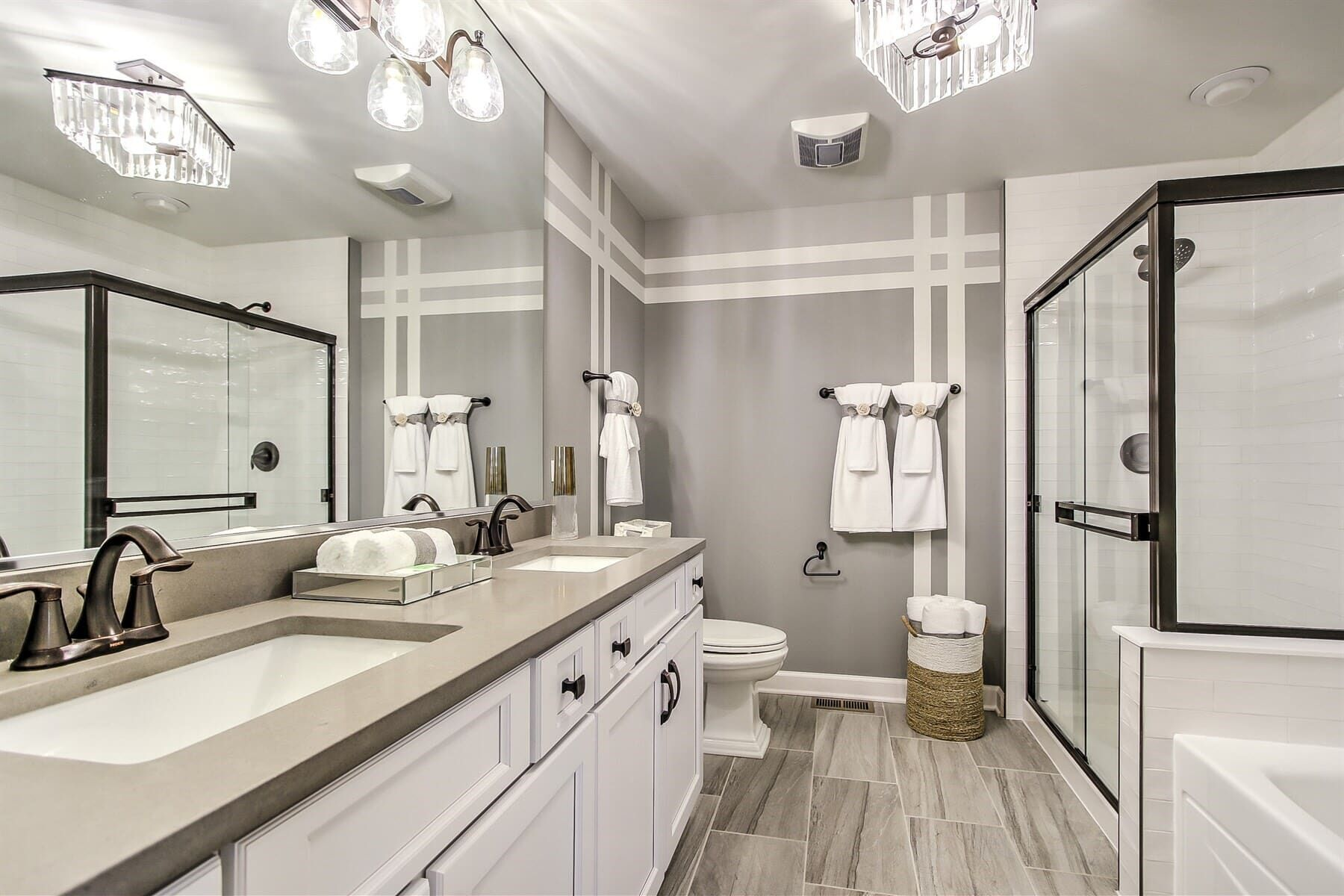 Bathroom featured in the Campbell By M/I Homes in Chicago, IL