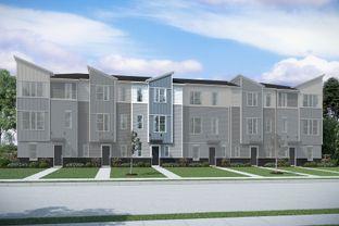 Kingsbury - Gramercy Square: Aurora, Illinois - M/I Homes