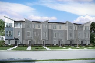 Ontario - Gramercy Square: Aurora, Illinois - M/I Homes