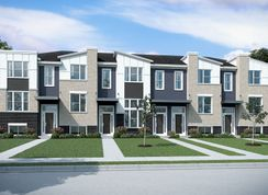 Belmont - Everton: Warrenville, Illinois - M/I Homes