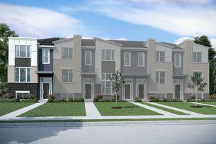 Foster - Everton: Warrenville, Illinois - M/I Homes