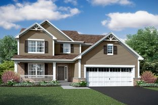 Baldwin - Chatham Square: Plainfield, Illinois - M/I Homes