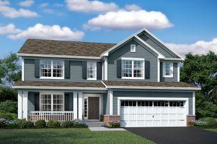 Cahill - Chatham Square: Plainfield, Illinois - M/I Homes