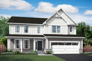 Cahill - Silo Bend: Lockport, Illinois - M/I Homes