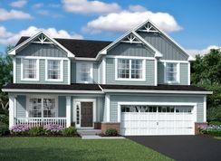 Eastman - Chatham Square: Plainfield, Illinois - M/I Homes