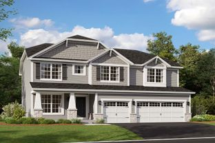 Essex - Chatham Square: Plainfield, Illinois - M/I Homes