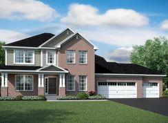 Everette - Chatham Square: Plainfield, Illinois - M/I Homes