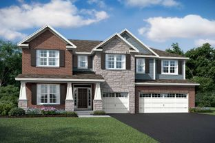 Hudson - Chatham Square: Plainfield, Illinois - M/I Homes
