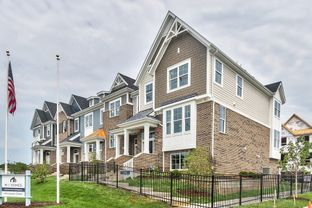 Cardiff - Sterling Place: Northbrook, Illinois - M/I Homes