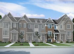 Clark - Sterling Place: Northbrook, Illinois - M/I Homes
