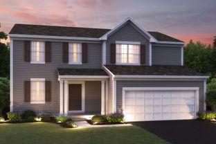 Newbury - Lakewood Springs Club: Plano, Illinois - M/I Homes