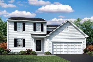 Paxton - Lakewood Springs Club: Plano, Illinois - M/I Homes