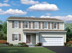 Quinn - Lakewood Springs Club: Plano, Illinois - M/I Homes