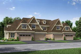 Mansfield - Lincolnshire Trails: Lincolnshire, Illinois - M/I Homes