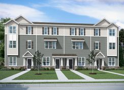 Crawford - Meadow Square: Rolling Meadows, Illinois - M/I Homes