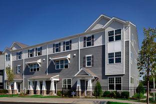 Jackson - Meadow Square: Rolling Meadows, Illinois - M/I Homes