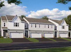 Stillman II - Meadow Square: Rolling Meadows, Illinois - M/I Homes
