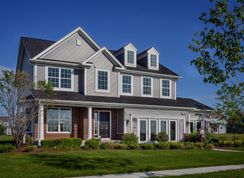 Dunbar - Hunter's Crossing: Channahon, Illinois - M/I Homes