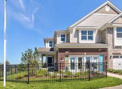 Cortland - The Townes of Westbury: Kildeer, Illinois - M/I Homes