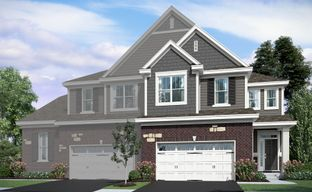 The Townes of Westbury by M/I Homes in Chicago Illinois