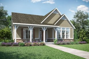 Beaufort - Carriage Hill: Liberty Township, Ohio - M/I Homes