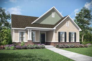 Charleston - Retreat at Carriage Hill: Liberty Township, Ohio - M/I Homes