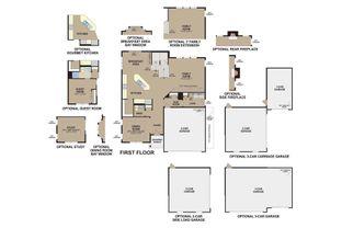 Cooke - Washington Glen: Washington Township, Ohio - M/I Homes