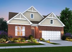 Melville - Cedarbrook Farm: Beavercreek, Ohio - M/I Homes