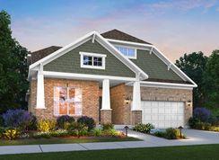 Melville - Enclave at Ambleside Meadows: Mason, Ohio - M/I Homes