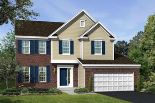 Windsor II - Cedarbrook Farm: Beavercreek, Ohio - M/I Homes