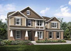 Ainsley II - Woodgrove: Springboro, Ohio - M/I Homes
