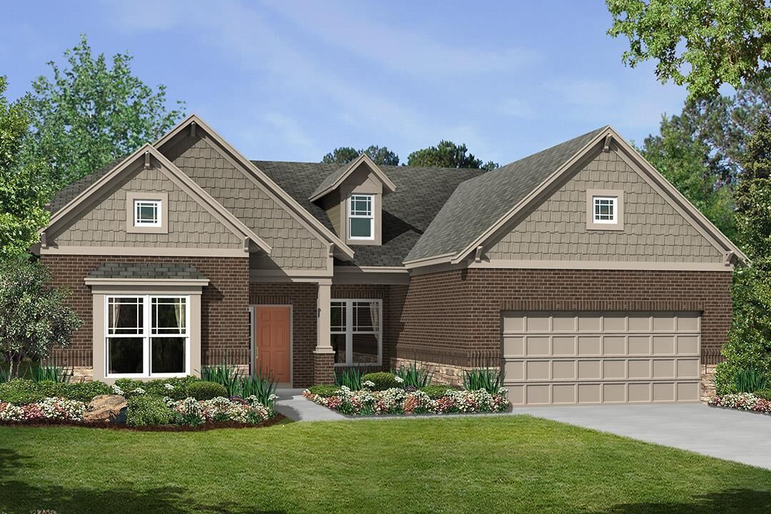 Exterior featured in the Cheswicke By M/I Homes in Cincinnati, OH