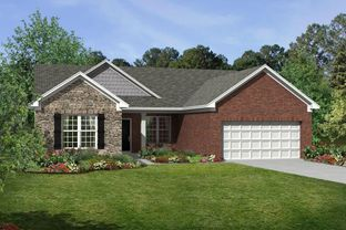 Clayton - Carriage Hill: Liberty Township, Ohio - M/I Homes