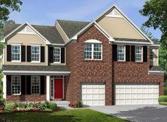 Monroe - Westview: West Chester, Ohio - M/I Homes