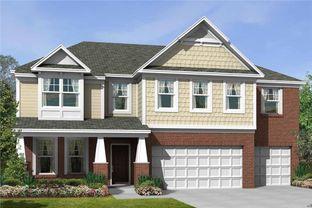 Nicholas - Woodgrove: Springboro, Ohio - M/I Homes