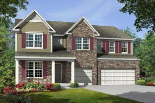 Ainsley II - Westview: West Chester, Ohio - M/I Homes
