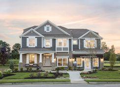 Ainsley II - Cedarbrook Farm: Beavercreek, Ohio - M/I Homes