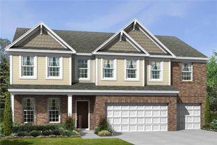 Nicholas - Cedarbrook Farm: Beavercreek, Ohio - M/I Homes