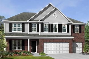 Nicholas - Madingley Falls: Loveland, Ohio - M/I Homes