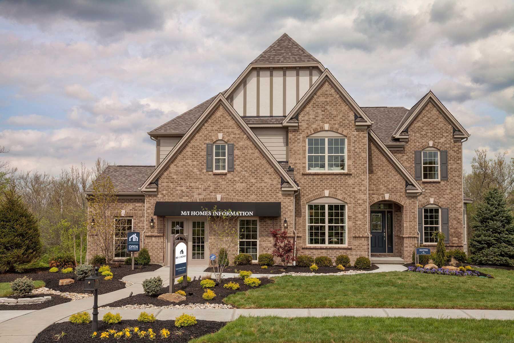 'Turnbridge' by M/I Homes-Cincinnati in Cincinnati