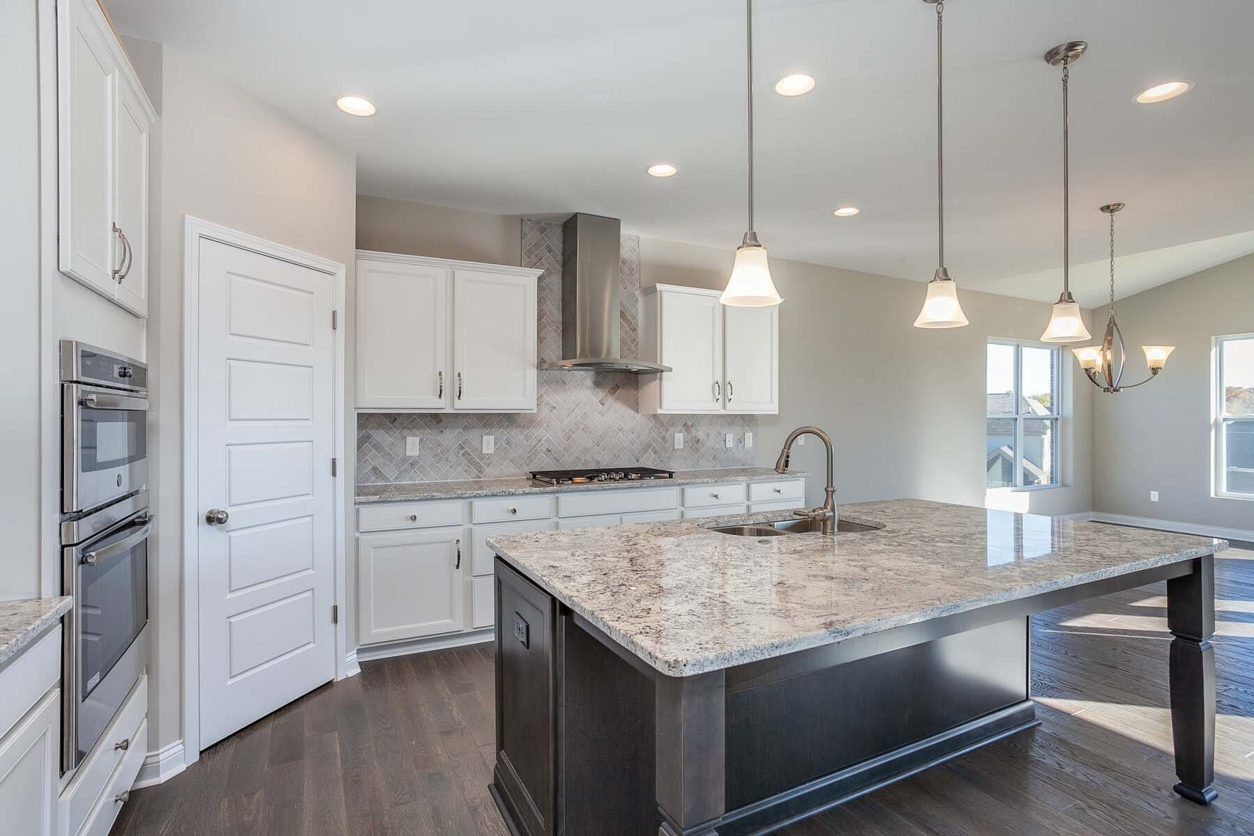 Kitchen featured in the Cheswicke By M/I Homes in Cincinnati, OH