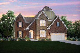 Keating - Hudson Hills: Mason, Ohio - M/I Homes