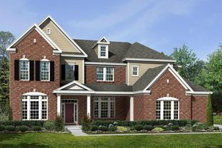 Walden Classic - Woodgrove: Springboro, Ohio - M/I Homes
