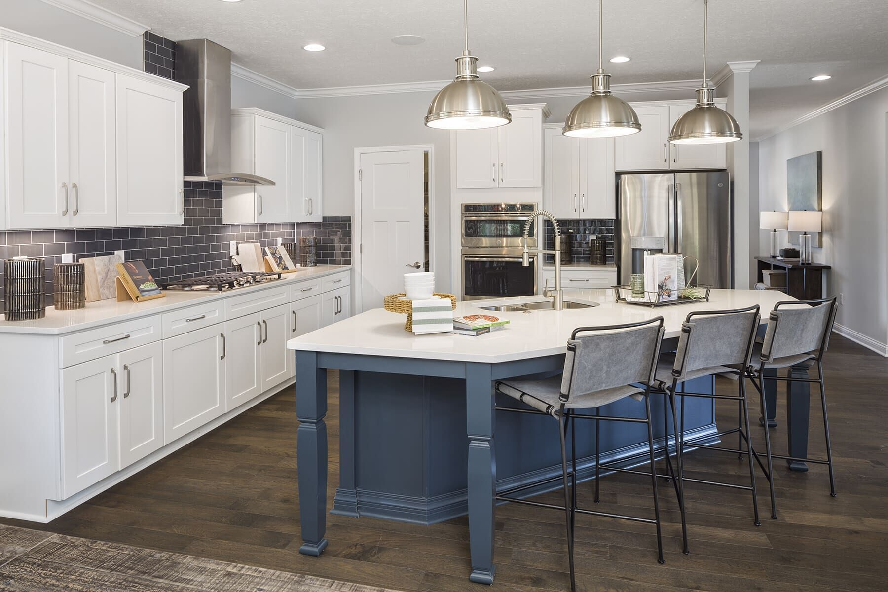 Kitchen featured in the Cooke By M/I Homes in Cincinnati, OH
