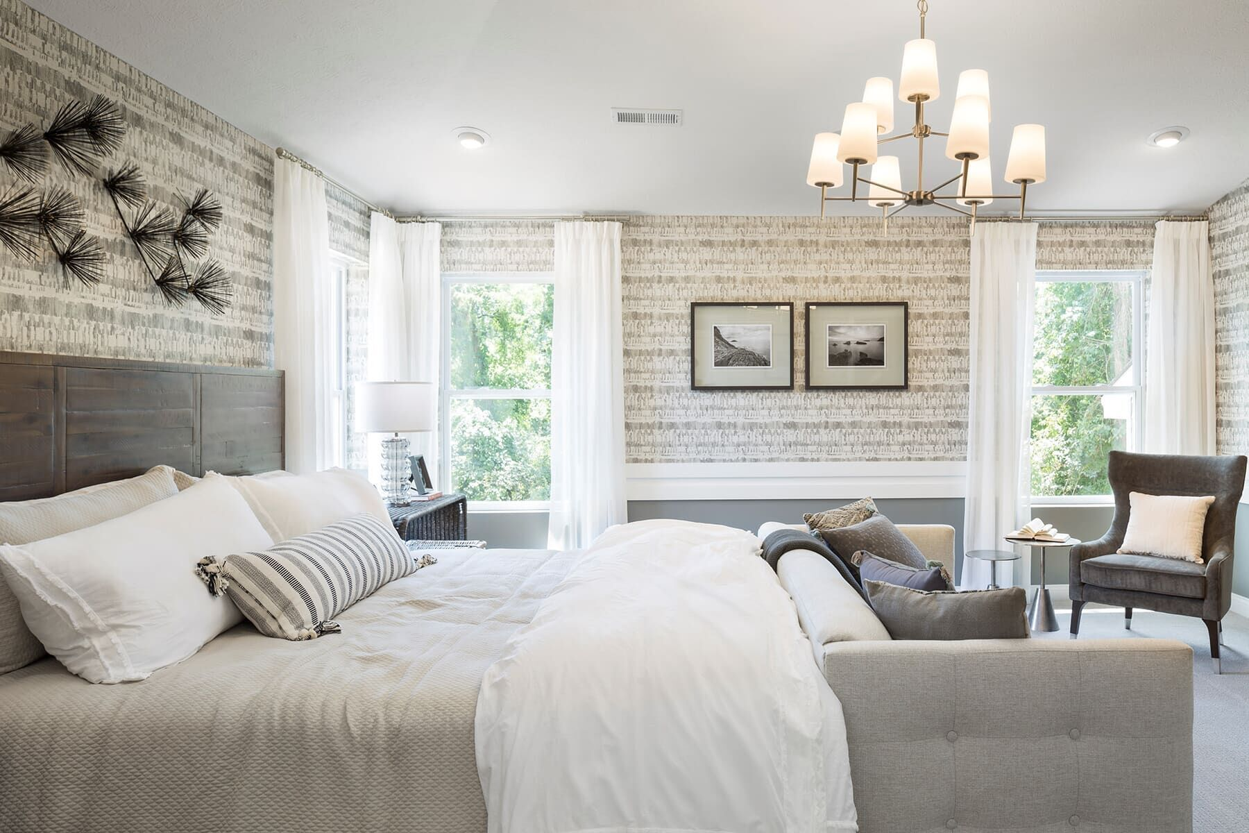 Bedroom featured in the Cooke By M/I Homes in Cincinnati, OH