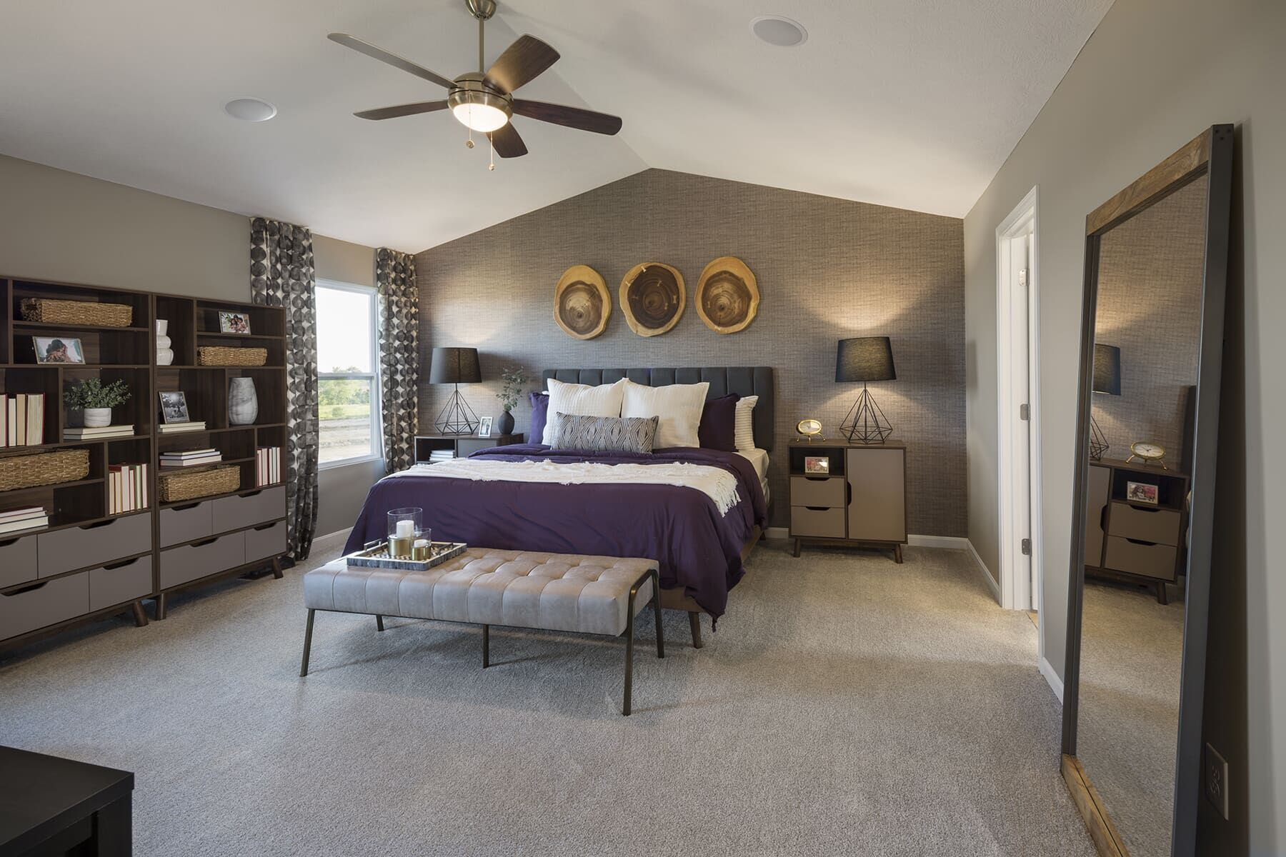 Bedroom featured in the Salinger By M/I Homes in Cincinnati, OH