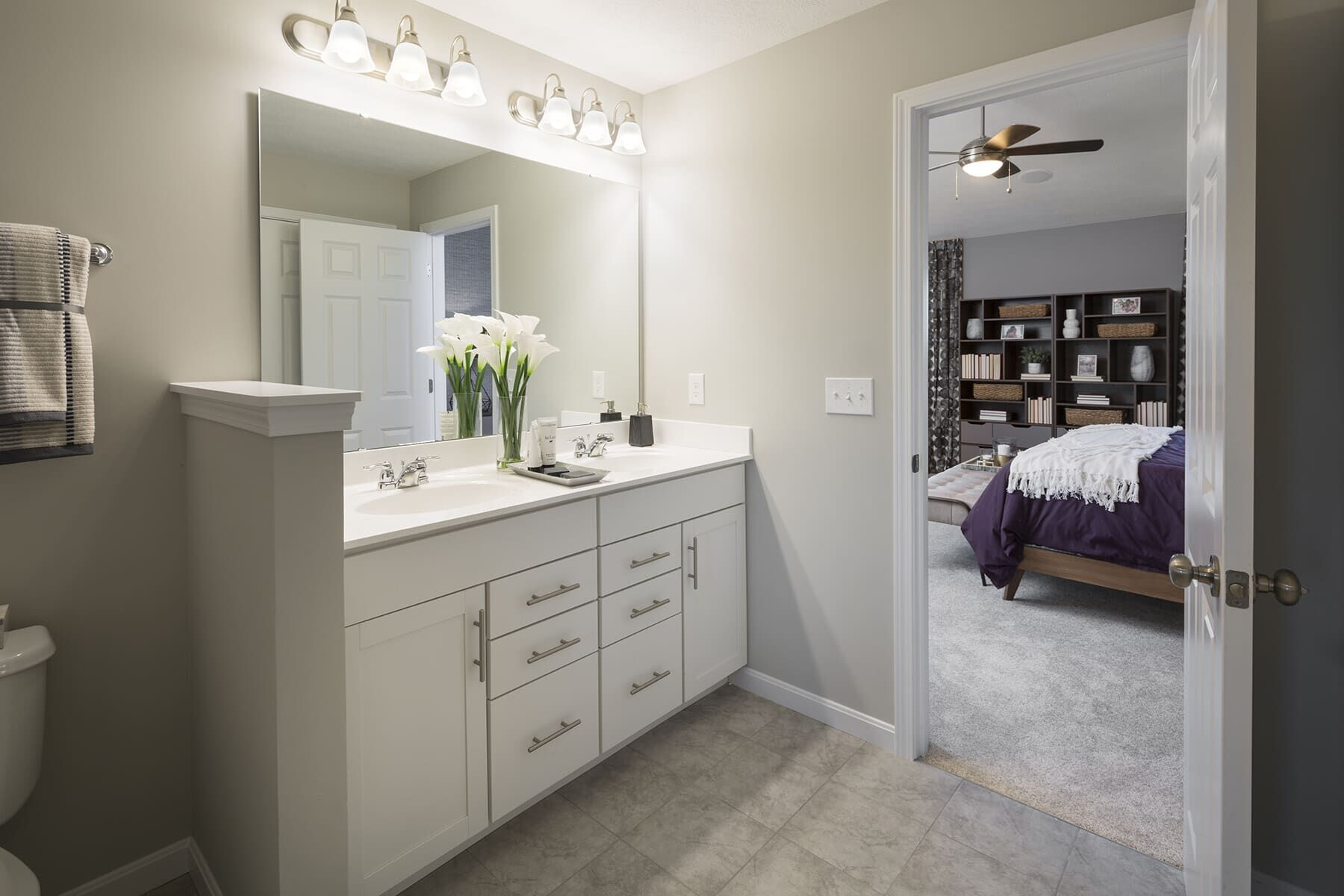 Bathroom featured in the Salinger By M/I Homes in Cincinnati, OH